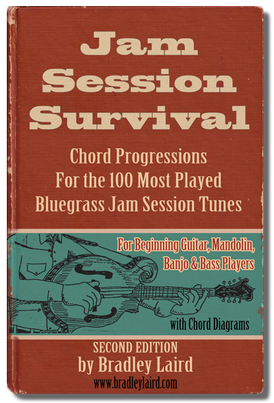 brad laird's jam session survival book