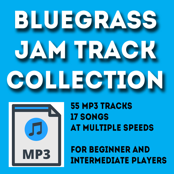 bluegrass jam track collection